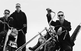 Depeche Mode se vračajo v Slovenijo!