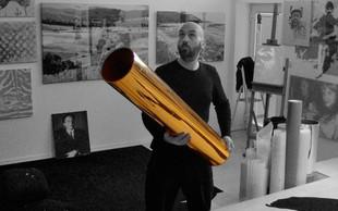 Simon Kastelic: Priznani umetnik na odru talentov