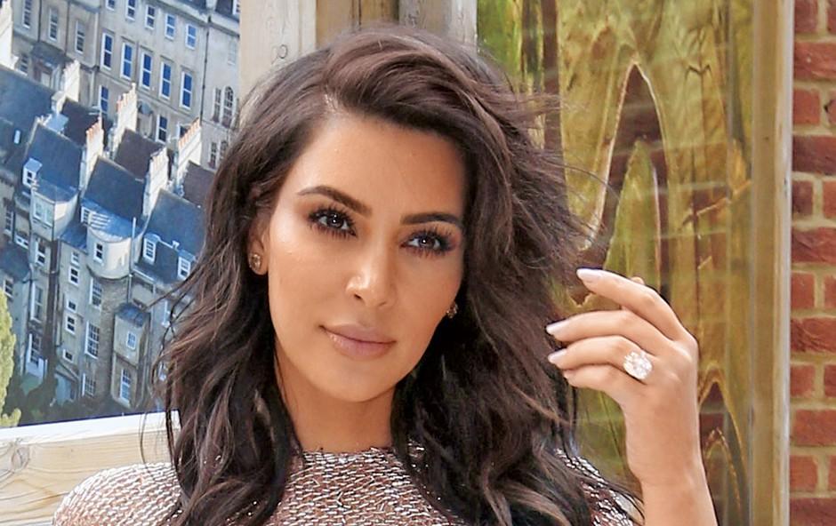 Kim Kardashian: Rop jo je popolnoma pretresel (foto: Profimedia)