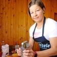Tina Trstenjak ne mara zelenjave in pomivanja posode!