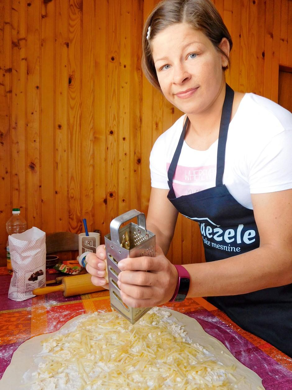 """""""V judu sem zagotovo boljša kot v kuhanju. Kuham le iz čistega veselja!"""" (foto: Primož Predalič, osebni arhiv)"""