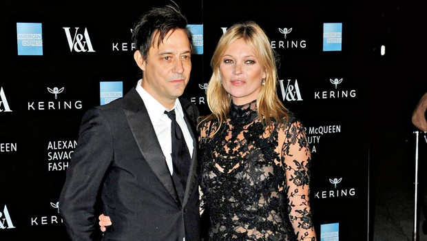 Kate Moss: Na skrivaj se je ločila (foto: Profimedia)
