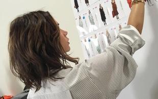 Victoria Beckham v modnem svetu niza uspeh za uspehom
