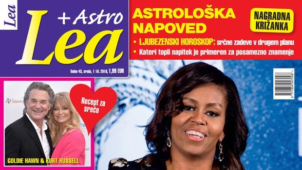 V novi Lei o Michelle Obama: Bela hiša - privilegij ali zlata kletka?