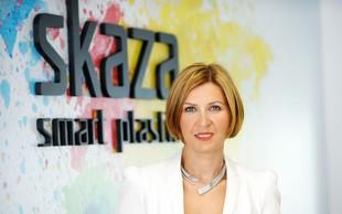 Tanja Skaza: Preboj se najprej zgodi v glavi