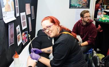 Umetnost tetoviranja: Koža kot slikarsko platno!