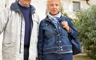 Damjan in Milena (nagrajenca revije Nova) na izletu praznovala 50. obletnico!