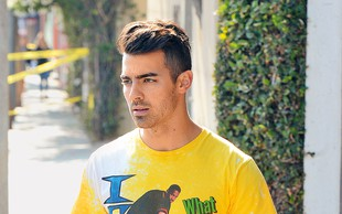 Joe Jonas: Sostanovalcu kradel kondome