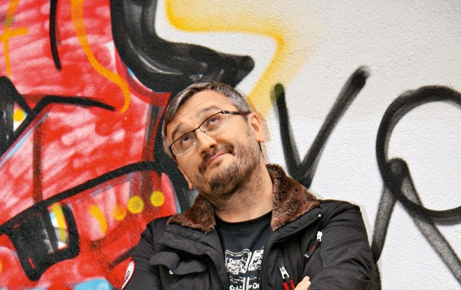 Željko Čakarevič: Lepo je biti v družbi najboljših (foto: MIMA)