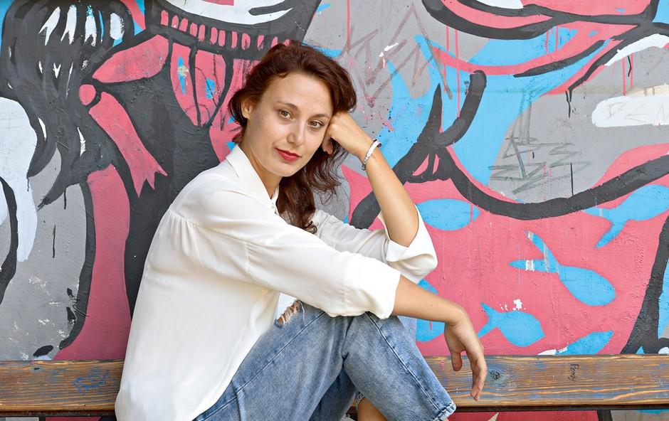 Anja Drnovšek: Horoskop kaže, da je optimistična in nevsiljiva (foto: Primož Predalič)