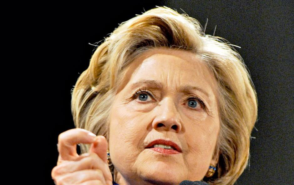Hillary Clinton - prodorna in neustrašna dama z velikim egom! (foto: Profimedia)