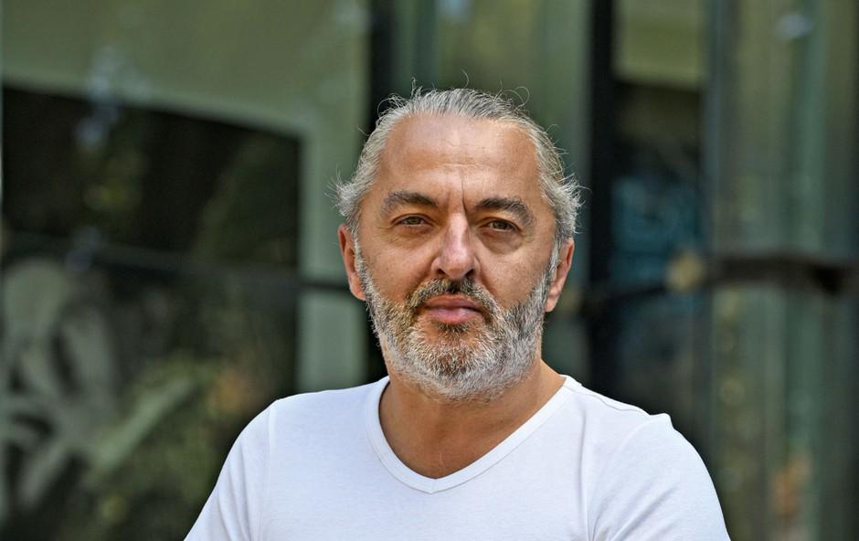 """Milan Gačanovič: """"Pomembno je, kaj znaš"""" (foto: Osebni arhiv, Igor Zaplatil)"""