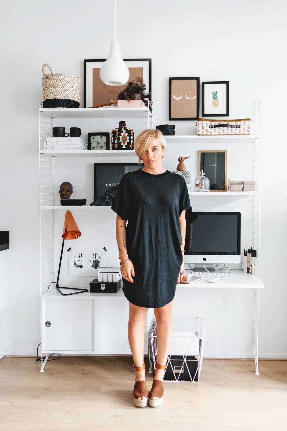 Silvia Jerman Geelen: Skandinavska lahkotnost (foto: osebni arhiv)
