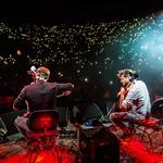Stožice so očitno premajhne za 2Cellos! (foto: 2 Cellos)
