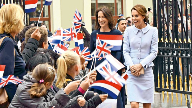Princesa Kate: Prvič sama na tujem (foto: Profimedia)