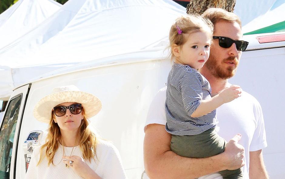 Drew Barrymore: Za dan čarovnic z bivšim (foto: Profimedia)