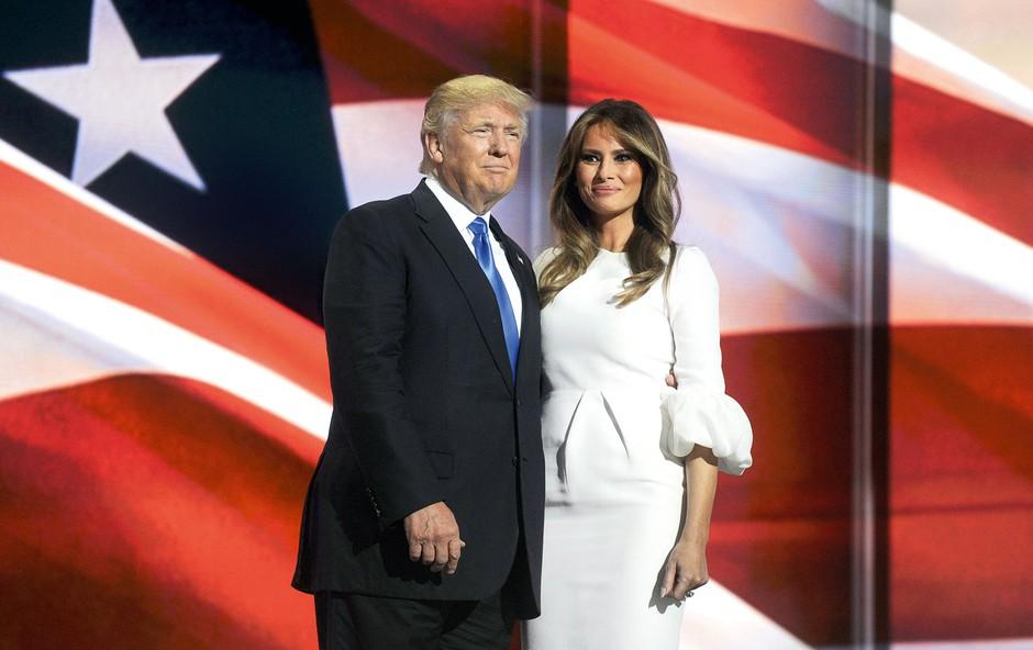 Melania Trump: V pričakovanju volitev! (foto: Profimedia)