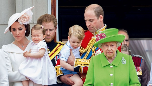 Princesa Charlotte je kopija svoje prababice (foto: p)
