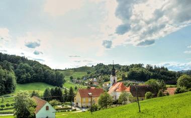 Svečina - izlet v čudovit zaselek na meji z Avstrijo!