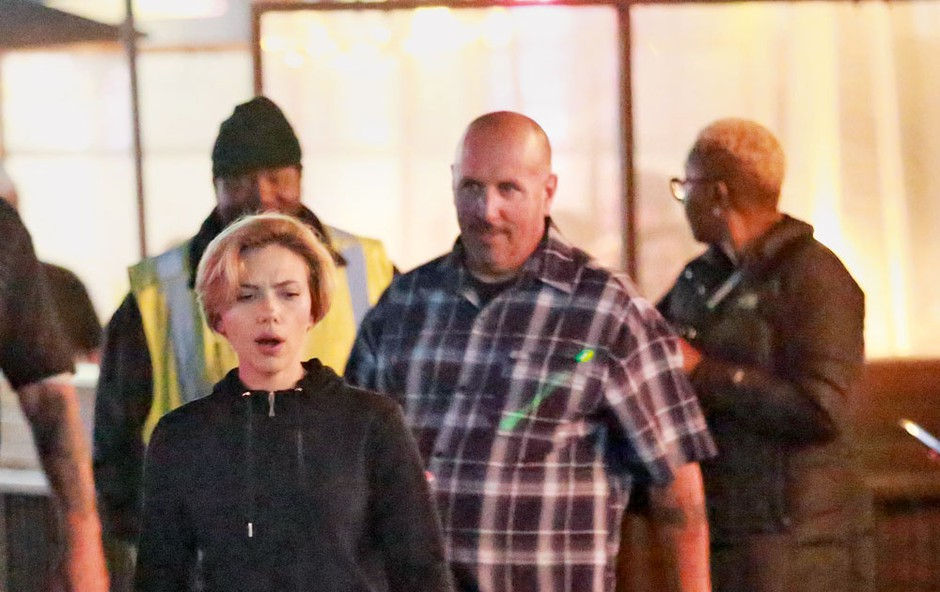 Scarlett Johansson: Njena deklica si želi imeti tatu (foto: Profimedia)