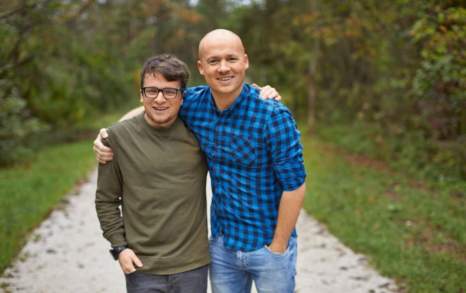 Jan Pirnat: Bolezen ga motivira za življenje (foto: Pop TV)