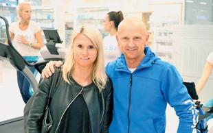 Jolanda Čeplak: Mamica dvojčic še vedno trenira