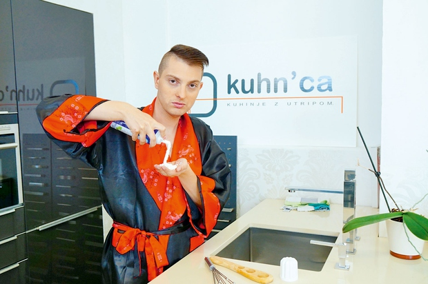 Damjan Murko spet na koledarju (foto: Bojan Mihalič)