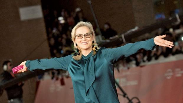 Meryl Streep: Bo upodobila  Hillary Clinton? (foto: Profimedia)