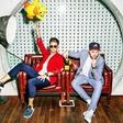 Sloviti duo Vanillaz predstavljata nov klubski hit