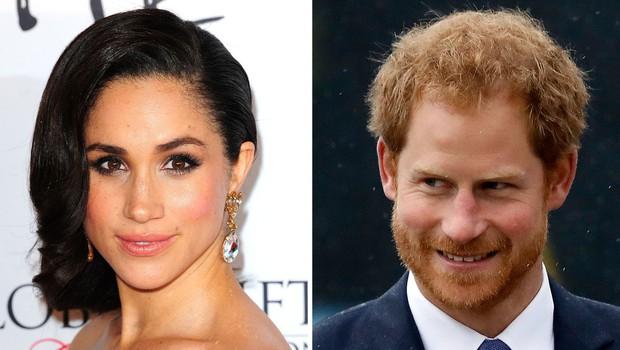 Princ Harry in Meghan Markle sta prav zares par, je potrdila tudi palača! (foto: profimedia)