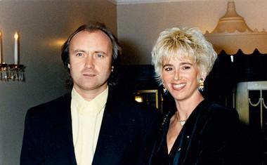 Phil Collins: Ljubezen iz šole ga spremlja vse življenje