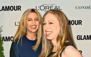 Ivanka Trump in Chelsea Clinton: Že dolgo veliki prijateljici