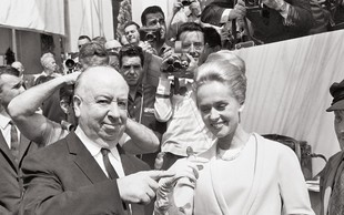 Tippi Hedren: Alfred Hitchcock jo je spolno nadlegoval