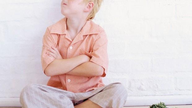Ana Bešter Bertoncelj (kolumna): Kaj storiti, ko otrok trmari? (foto: profimedia)
