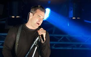 Robbie Williams se bo na svoji turneji ustavil tudi v Celovcu