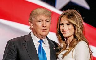 Melania Trump: Prva dama amerike!