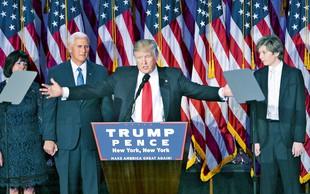 Donald Trump: Bo sprožil izseljevanje zvezdnikov?