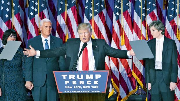 Donald Trump: Bo sprožil izseljevanje zvezdnikov? (foto: Profimedia)