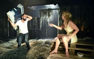 Komedija Tarzan v Mali Drami! Podarjamo vstopnice!