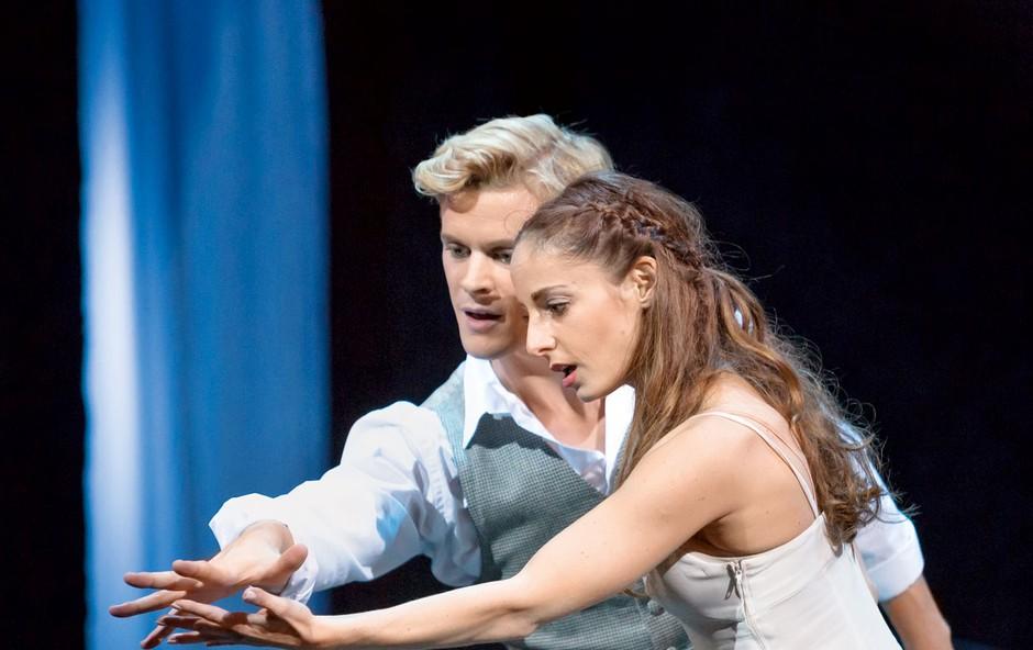 Ana Klašnja: Ponovno pleše kot Julija (foto: Darja Štravs Tisu)