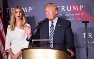 Ivanka Trump je s svojo zlato zapestnico sprožila val ogorčenja!