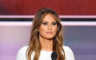 Melania Trump: Od preprostega dekleta do prve dame ZDA