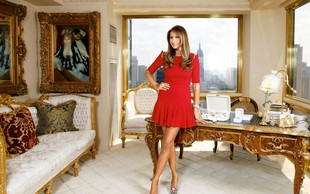 Melania Trump: Zdaj sodi med najbolj varovane osebe na svetu!