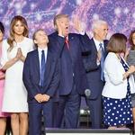 Barron bo tako prvi deček, ki bi lahko živel v Beli hiši očeta predsednika, po letu 1963, ko se je na tamkajšnjih hodnikih igral sin Johna F. Kennedyja. (foto: Profimedia, Andrej Petelinšek, osebni arhiv, Primož Predalič, Getty Images)