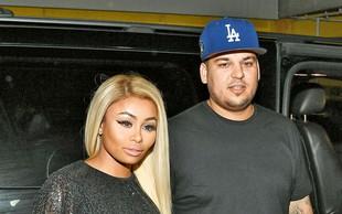 Rob Kardashian in Blac Chyna: Rodila se je Dream