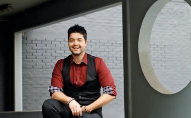 """Damir Kovačić: """"Glasbena pot je danes zagotovo težja"""""""