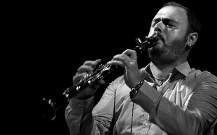 Goran Bojčevski Quartet: Glasba sveta v etno-džezovski preobleki