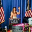 Melania Trump: Postala bo modna ikona