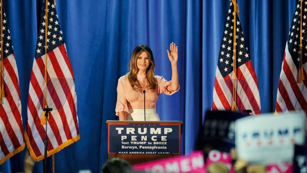 Melania Trump: Postala bo modna ikona (foto: Profimedia)
