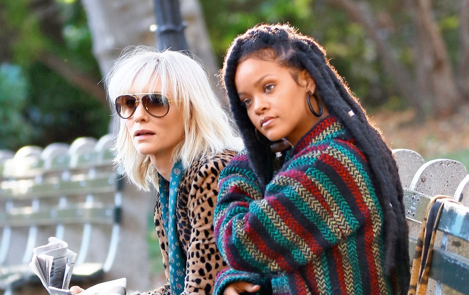 Rihanna: Podaja se v svet filma (foto: Profimedia)